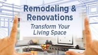 Custom Renovations/Competitive Prices 705-507-4862
