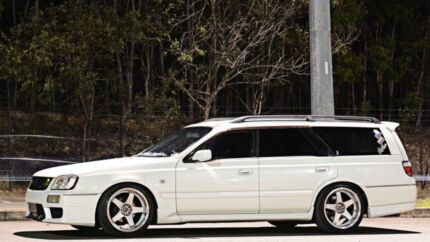 WRECKING STAGEA RS4S