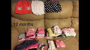 12 Month Baby Clothes