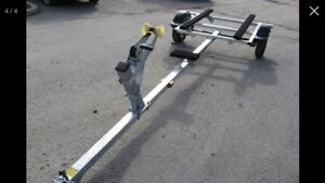 IN SEARCH OF BOAT TRAILER TO FIT 14' aluminum boat