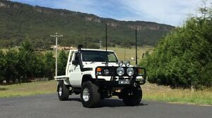 TOYOTA LANDCRUISER UTE AUTOMATIC Hartley Lithgow Area Preview