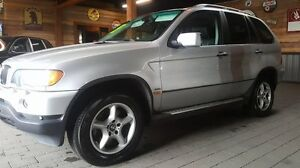 2002 BMW X5 with 223k very clean for sell