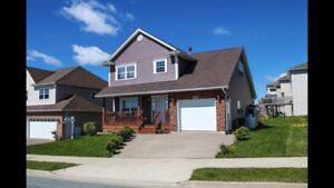 37 Transom Drive - House for rent! (4 bedrooms, 2 bonus rooms)