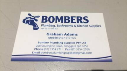 Bombers Plumbing Supplies