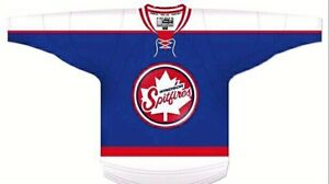 Winter classic Windsor Spitfires jersey