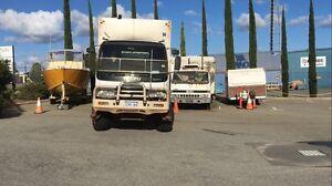Isuzu truck Curtainsider 12 tonne Cannington Canning Area Preview