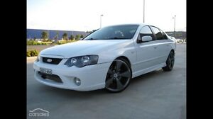 2007 BF MK11 XR6 TURBO 328kw @ 14psi Glendenning Blacktown Area Preview