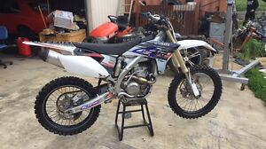 Wanted! Yz250f Whittlesea Whittlesea Area Preview