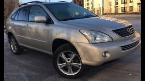 Lexus Rx400h AWD hybrid electric*with extras