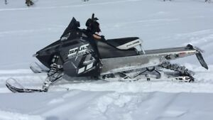 2015 Polaris Assault 800 155 Electric Start