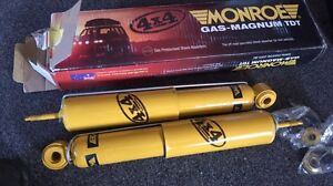 Monroe gas magnum shock absorbers Gagebrook Brighton Area Preview