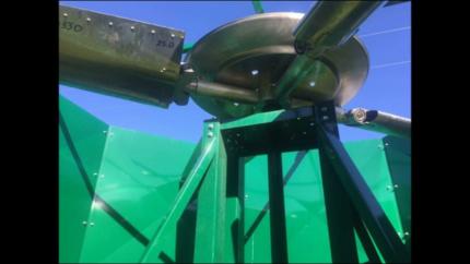 Shur Farms 3510 cold air drain SIS frost fan