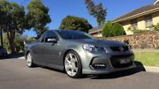 VF SS Series 2 (supercharged 500  rwkw) Docklands Melbourne City Preview