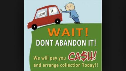$$$ ALL SYDNEY AREAS. ALL CARS VANS TRUCKS UTES. WE PAY U CASH TODAY Auburn Auburn Area Preview