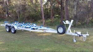 Boat trailer hire Buttaba Lake Macquarie Area Preview
