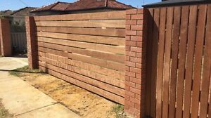 HardWood Fence & Gate Mirrabooka Stirling Area Preview