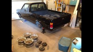 1981 VW rabbit truck caddy