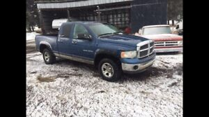 2002 5.9 1500 4x4 parting out