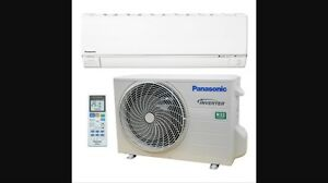 Panasonic split system air conditioner 4.9kw heating 3.5 cooling!! West Lakes Shore Charles Sturt Area Preview