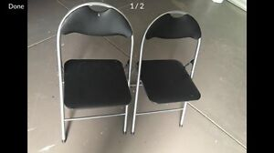 Chairs fold out Leppington Camden Area Preview