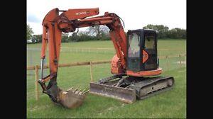 Hitachi Ex75ur boom and parts for sale