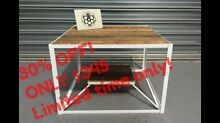 Coffee Table recycled timber Spotswood Hobsons Bay Area Preview