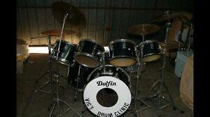 Drum Kit Moorabbin Kingston Area Preview