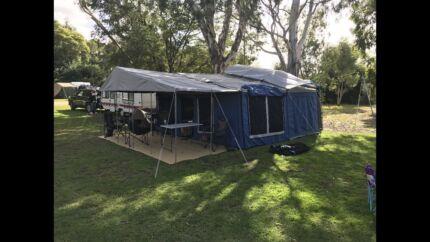 Camper Trailer MDC East Fremantle Fremantle Area Preview