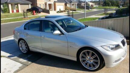 BMW E90 323I 6cyl