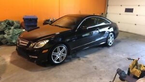 Mercedes-Benz e350 coupe 4matic 2012