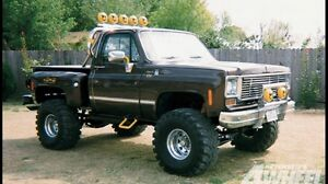 Looking to buy a 1973- 1987 gmc or Chevy truck