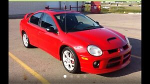 Dodge srt4 wanted! Neon or caliber