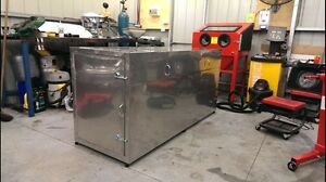 Swap trade powder coating oven setup business for anything of interest Condell Park Bankstown Area Preview