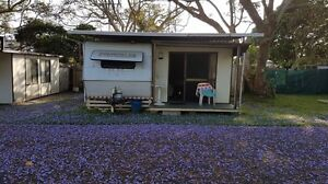 For sale on site holiday caravan and Anex at north haven. Toronto Lake Macquarie Area Preview