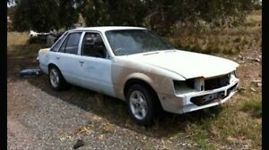 Wanted free commodore rolling shell.... Mernda Whittlesea Area Preview