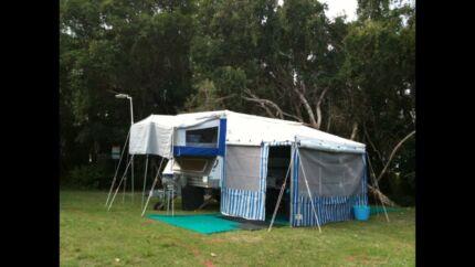 Chevron Barra Off Road Camper Thornlands Redland Area Preview