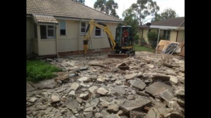 Concrete and Soil Removal Woodcroft Blacktown Area Preview