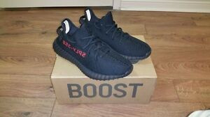 Adidas Yeezy Boost 350 Bred 8.5 DeadStock