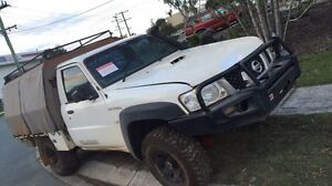 Nissan patrol ute 2011 wrecking Beenleigh Logan Area Preview