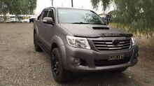 2011 Sr5 Hilux Richmond Hawkesbury Area Preview