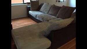 Harvey Norman Corner Couch Sofa Waverley Eastern Suburbs Preview