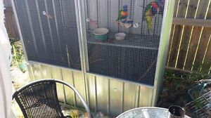 Bird Aviary or chicken coop for sale Wallsend Newcastle Area Preview