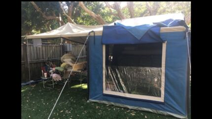 MDC Camper trailer. Great condition lots of extras! Beachmere Caboolture Area Preview