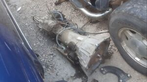 2002 chevy 4l60e transmission and transfer case