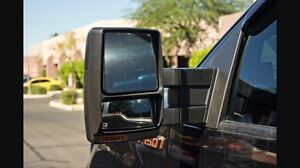 2009-2014 FORD F150 TOW MIRRORS $250