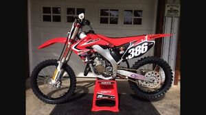 Looking for 125 two stroke