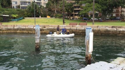 INFLATABLE RIB, CENTRE CONSOLE, 50 HP TOHATSU, TRAILER Elizabeth Bay Inner Sydney Preview