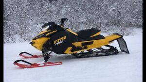 Trade/Sell 2014 Skidoo 600 Rs