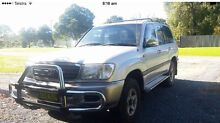 Toyota Landcruiser Holbrook Greater Hume Area Preview