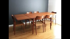Looking for a Teak Table and chairs